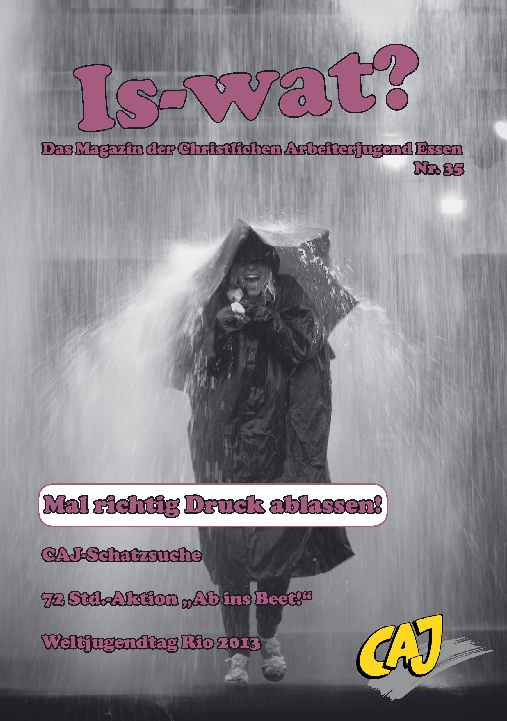 IsWat? Cover 2013